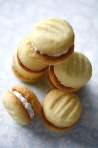 クッキーの写真素材 [FYI04108457]