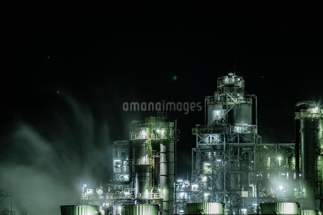Hanshin industrial zoneの写真素材 [FYI04108643]