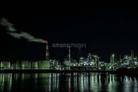 Hanshin industrial zoneの写真素材 [FYI04108644]