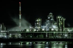 Hanshin industrial zoneの写真素材 [FYI04108645]