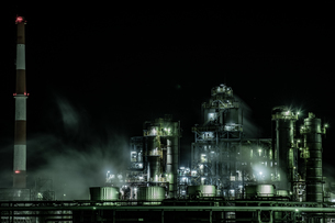 Hanshin industrial zoneの写真素材 [FYI04108647]