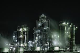 Hanshin industrial zoneの写真素材 [FYI04108648]
