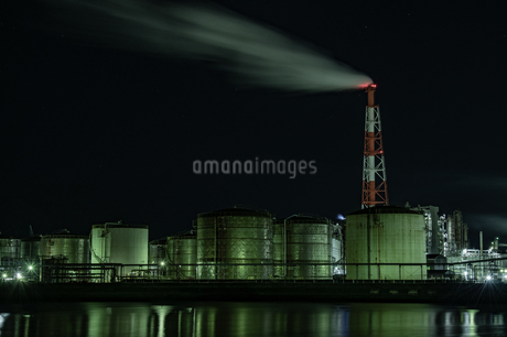Hanshin industrial zoneの写真素材 [FYI04108649]