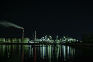 Hanshin industrial zoneの写真素材 [FYI04108650]