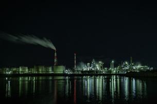 Hanshin industrial zoneの写真素材 [FYI04108651]