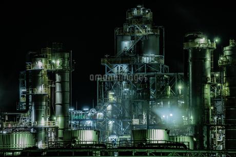 Hanshin industrial zoneの写真素材 [FYI04108652]