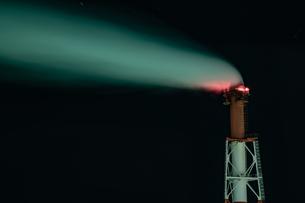 Hanshin industrial zoneの写真素材 [FYI04108653]