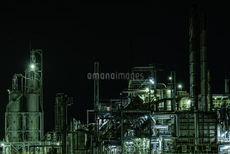 Hanshin industrial zoneの写真素材 [FYI04108654]