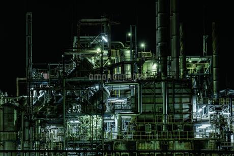 Hanshin industrial zoneの写真素材 [FYI04108655]