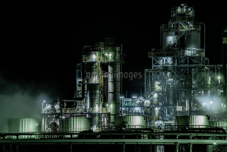 Hanshin industrial zoneの写真素材 [FYI04108656]