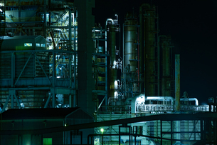 Hanshin industrial zoneの写真素材 [FYI04108658]