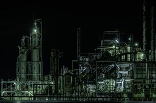 Hanshin industrial zoneの写真素材 [FYI04108659]