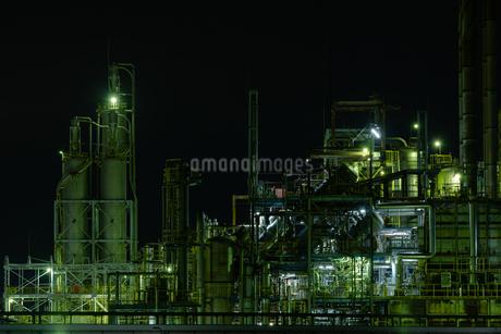 Hanshin industrial zoneの写真素材 [FYI04108660]