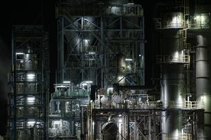 Hanshin industrial zoneの写真素材 [FYI04108661]