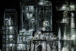 Hanshin industrial zoneの写真素材 [FYI04108662]