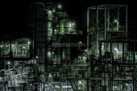 Hanshin industrial zoneの写真素材 [FYI04108663]