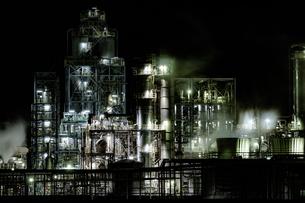 Hanshin industrial zoneの写真素材 [FYI04108664]