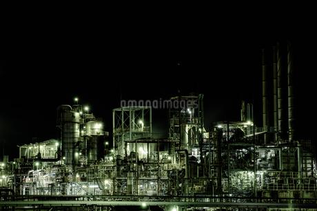 Hanshin industrial zoneの写真素材 [FYI04108665]