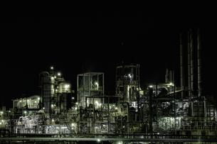 Hanshin industrial zoneの写真素材 [FYI04108666]
