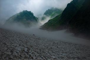 白馬大雪渓の写真素材 [FYI04108829]