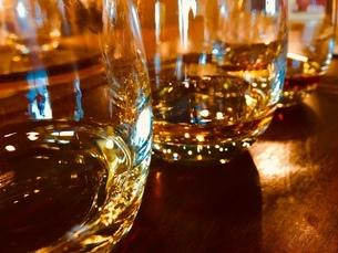 ウィスキー3種の写真素材 [FYI04109562]