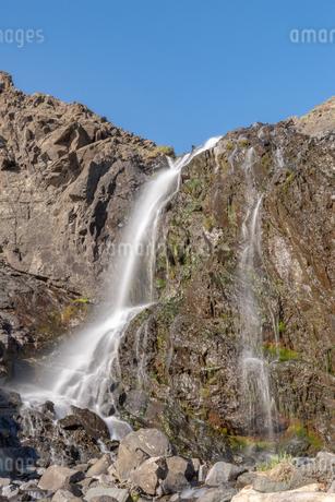 礼文滝の写真素材 [FYI04110476]