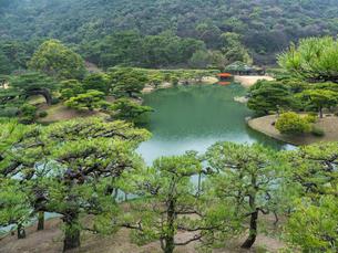 【香川県 高松市】栗林公園の写真素材 [FYI04110634]