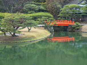 【香川県 高松市】栗林公園の写真素材 [FYI04110635]