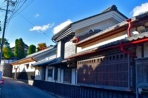 茂田井間の宿3の写真素材 [FYI04110871]