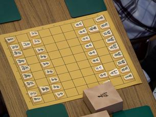 将棋大会の写真素材 [FYI04111002]