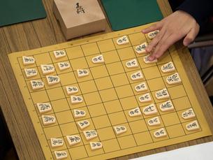 将棋大会の写真素材 [FYI04111003]