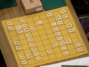 将棋大会の写真素材 [FYI04111004]