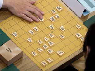 将棋 指導対局の写真素材 [FYI04111007]