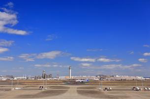 羽田空港(東京国際空港)の写真素材 [FYI04111357]