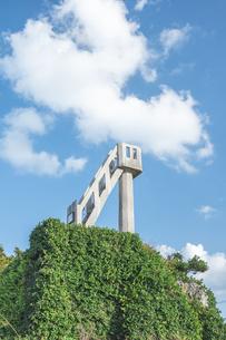 竹富島・なごみの塔の写真素材 [FYI04111403]
