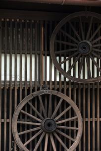 妻籠宿の写真素材 [FYI04111438]