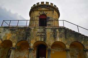 タスマニアのポートアーサー流刑場跡の写真素材 [FYI04111520]