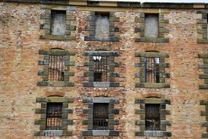 タスマニアのポートアーサー流刑場跡の写真素材 [FYI04111521]