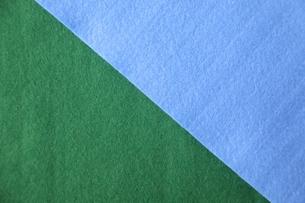 色とりどりのフェルトの素材の写真素材 [FYI04112874]