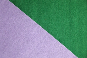 色とりどりのフェルトの素材の写真素材 [FYI04112883]