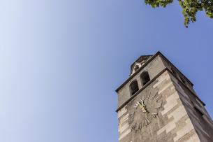 スイス、ジュネーブ旧市街の写真素材 [FYI04114890]
