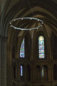 スイス、ジュネーブ旧市街、サン・ピエール大聖堂の写真素材 [FYI04114919]
