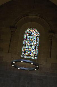 スイス、ジュネーブ旧市街、サン・ピエール大聖堂の写真素材 [FYI04114920]