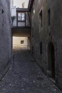 スイス、ジュネーブ旧市街の写真素材 [FYI04114938]