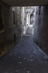 スイス、ジュネーブ旧市街の写真素材 [FYI04114941]