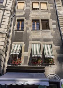スイス、ジュネーブ旧市街の写真素材 [FYI04114953]