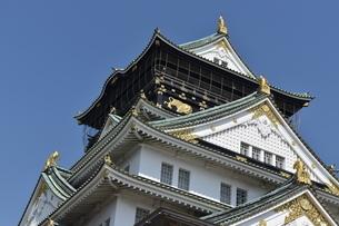 大阪城の写真素材 [FYI04115018]