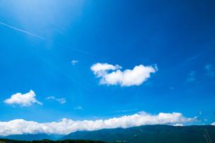 夏空の写真素材 [FYI04115286]