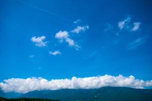 夏空の写真素材 [FYI04115329]