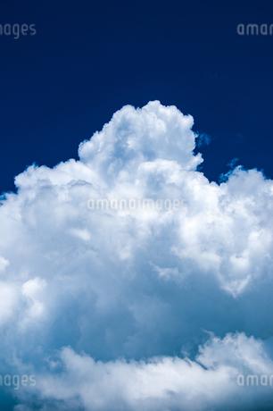 積乱雲の写真素材 [FYI04115499]